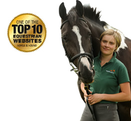 Top Ten Winner of the Horse and Hound Best Websites