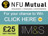 NFUM and My Riding Life, Online Entries, Horse Dates and Riding Diary System with Marks and Spencer Vouchers Competition